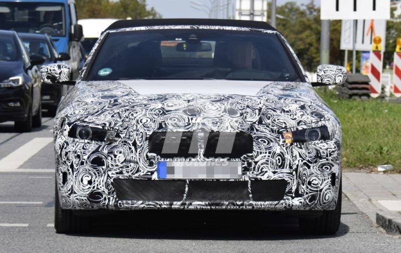 2020 - [BMW] Série 4 Coupé/Cabriolet G23-G22 A0263510