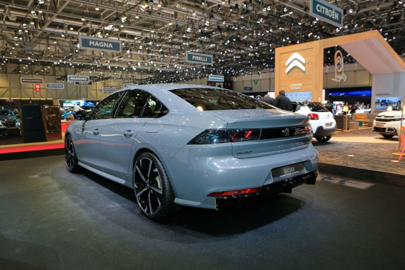 2019 - [PEUGEOT] Concept 508 Peugeot Sport Engineered - Page 16 A045e110