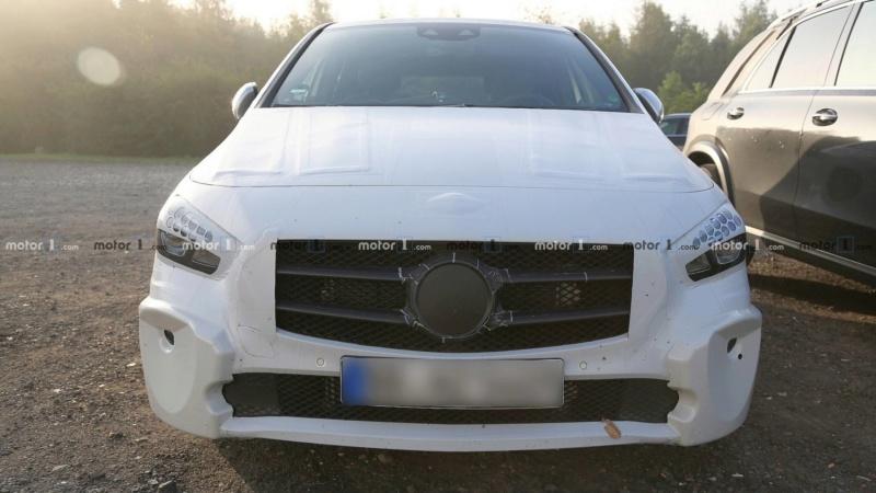 2018 - [Mercedes-Benz] Classe B - Page 3 A0691e10
