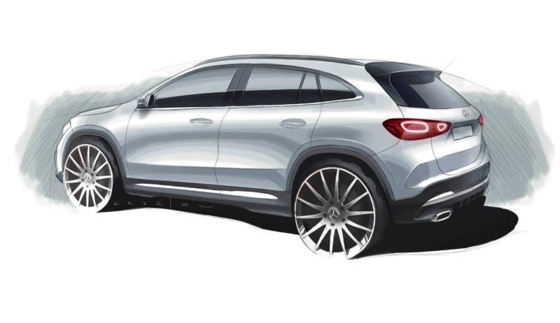 2020 - [Mercedes] GLA II - Page 5 A0babe10