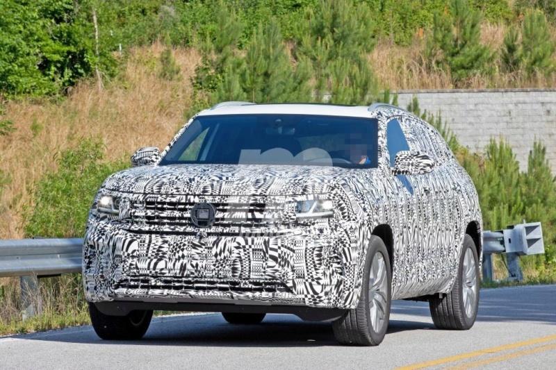 2020 - [Volkswagen] Atlas Cross Sport A111