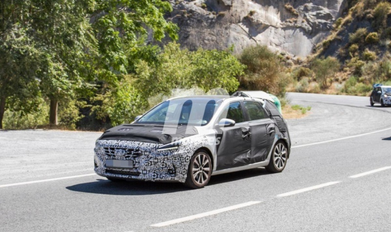2020 - [Hyundai] I30 III 5p/SW/Fastback Facelift A117