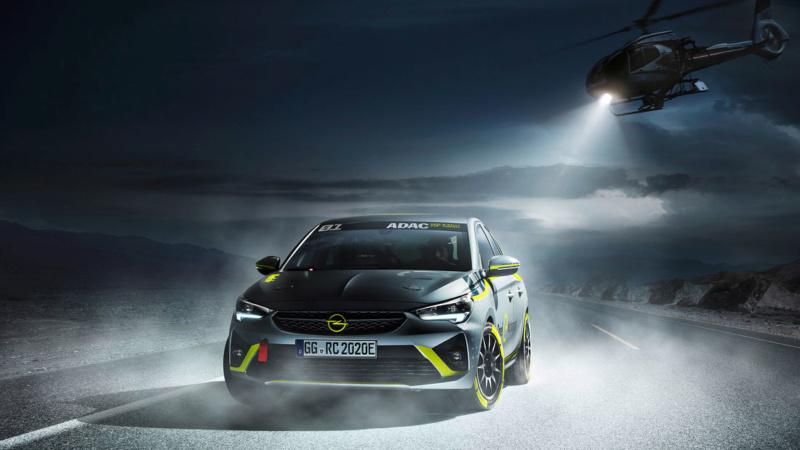 2019 - [Opel] Corsa e-Rally A118
