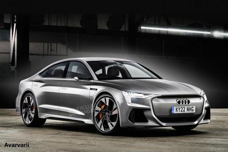 2019 - [Audi] E-Tron Sportback Concept A123