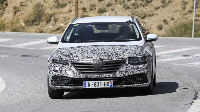 2020 - [Renault] Talisman restylée - Page 10 A124