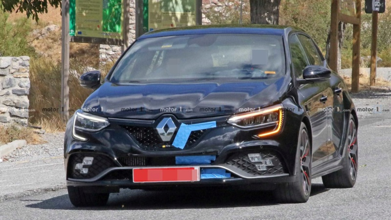 2019 - [Renault] Megane IV restylée  - Page 15 A125