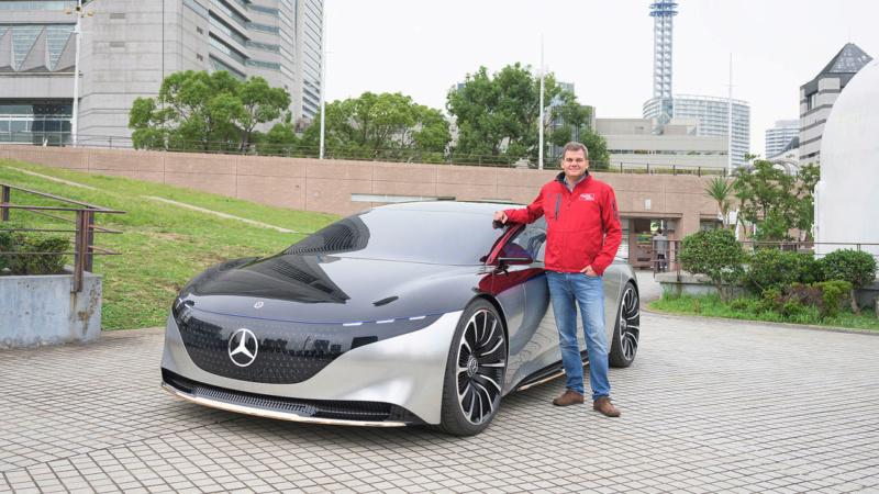 2019 - [Mercedes-Benz] EQS Concept  - Page 3 A131