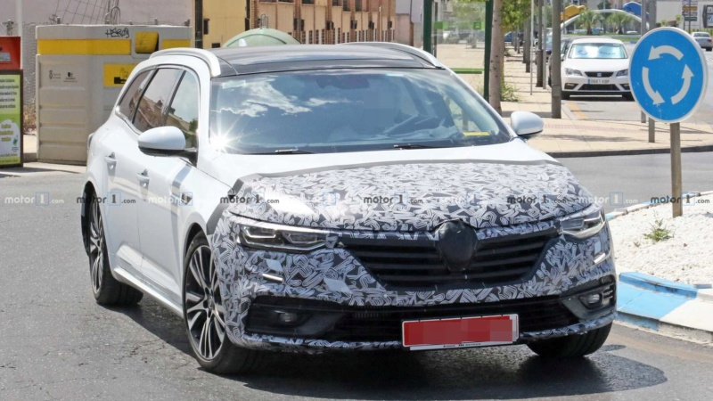2020 - [Renault] Talisman restylée - Page 10 A1312