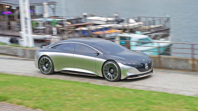 2019 - [Mercedes-Benz] EQS Concept  - Page 3 A1313