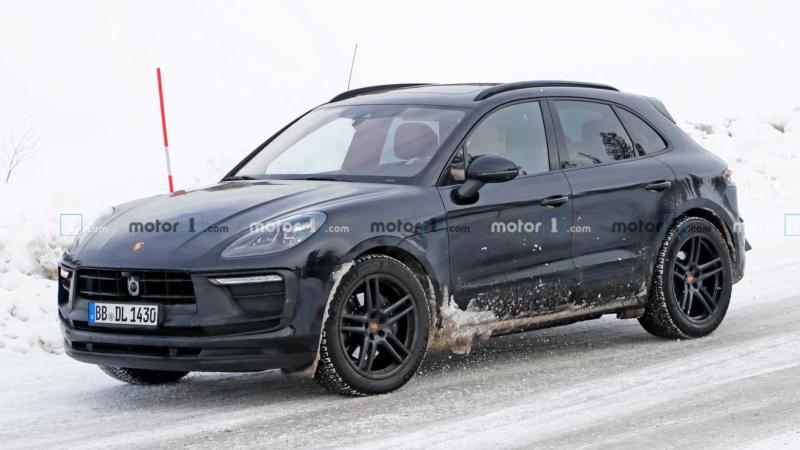 2022 - [Porsche] Macan A1399410