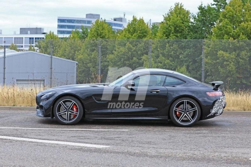 2014 - [Mercedes-AMG] GT [C190] - Page 30 A139df10