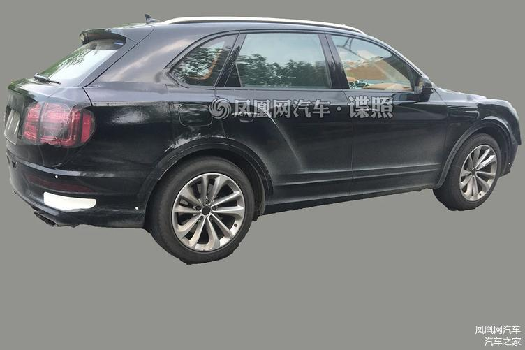 2015 - [Bentley] Bentayga - Page 12 A13e0e10