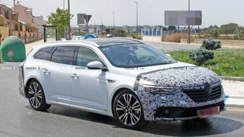 2020 - [Renault] Talisman restylée - Page 10 A1412