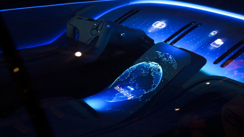 2019 - [Mercedes-Benz] EQS Concept  - Page 3 A1413