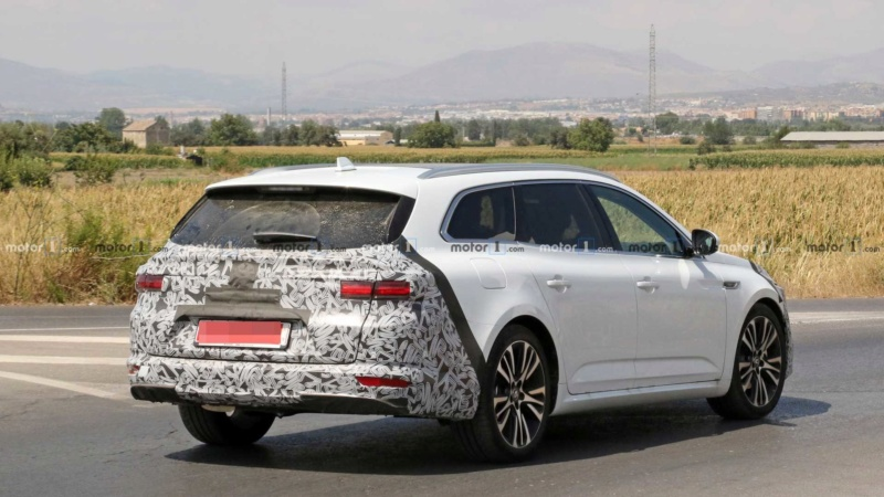 2020 - [Renault] Talisman restylée - Page 10 A1810