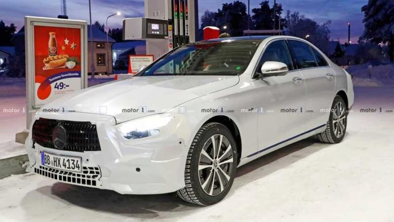 2020 - [Mercedes-Benz] Classe E restylée  A1826710