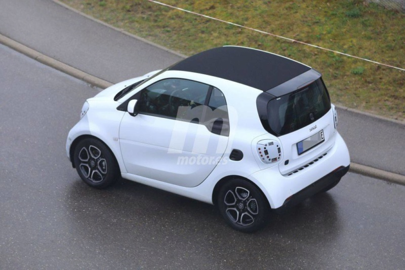 2019 - [Smart] ForTwo III Restylée [C453]  - Page 2 A18bc010