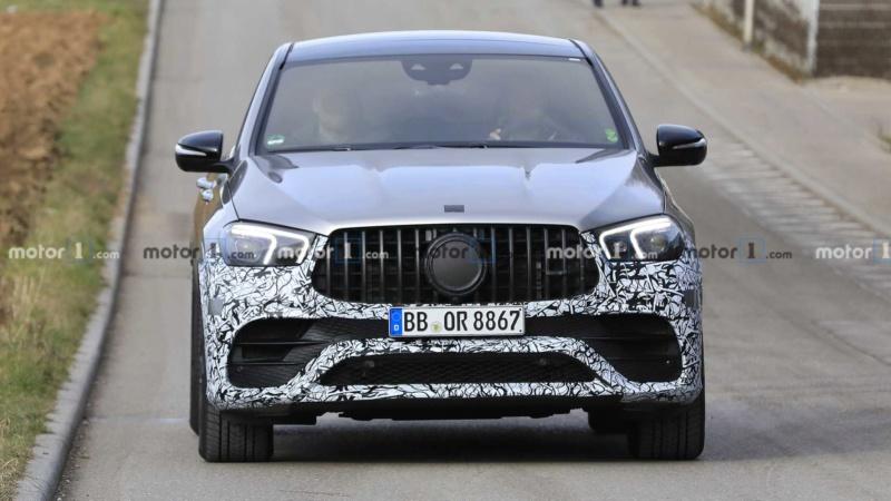 2019 - [Mercedes-Benz] GLE Coupé  - Page 3 A1da3a10