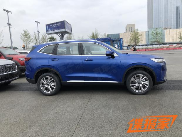[Actualité] Groupe Great Wall Motors - Page 3 A2019e10