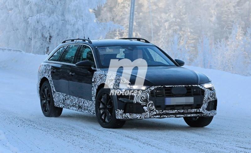 2017 - [Audi] A6 Berline & Avant [C8] - Page 10 A20dd410
