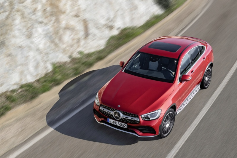 2018 - [Mercedes-Benz] GLC/GLC Coupé restylés - Page 4 A2134e10