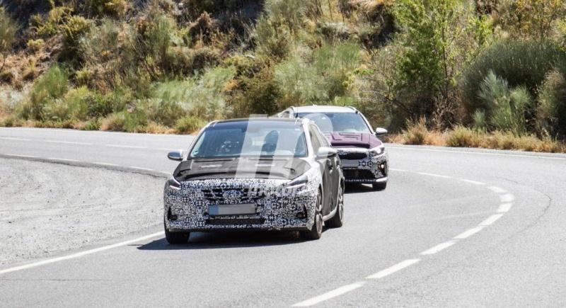 2020 - [Hyundai] I30 III 5p/SW/Fastback Facelift A217