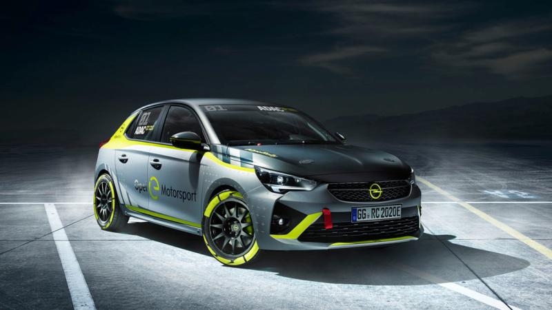 2019 - [Opel] Corsa e-Rally A218
