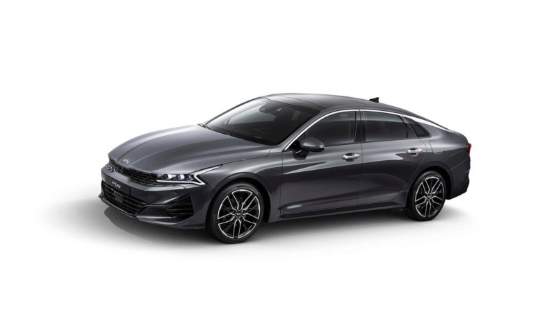 2020 - [Kia] Optima  A21cc110