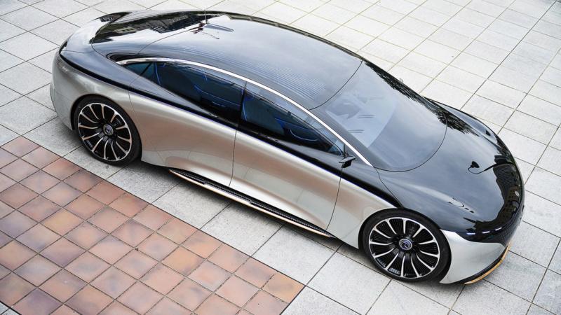 2019 - [Mercedes-Benz] EQS Concept  - Page 3 A229