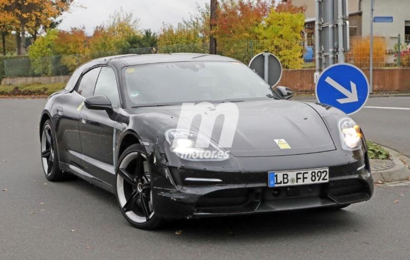 2020 - [Porsche] Taycan Sport Turismo A230