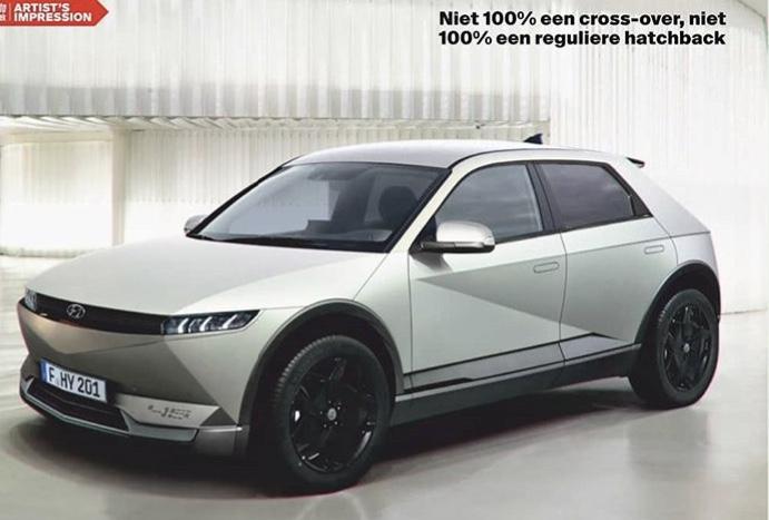2021 - [Hyundai] SUV EV A2448e10