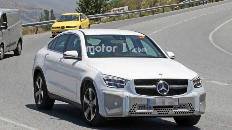 2018 - [Mercedes-Benz] GLC/GLC Coupé restylés A24fd410