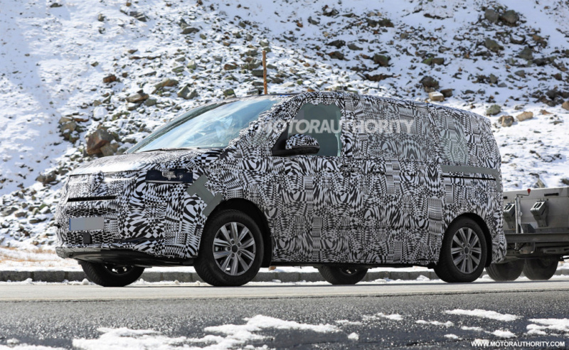 2021 - [Volkswagen] Transporter [T7] - Page 2 A25b4210