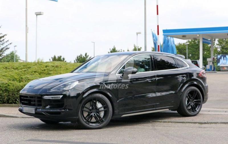 2019 [Porsche] Cayenne coupé - Page 4 A285e910