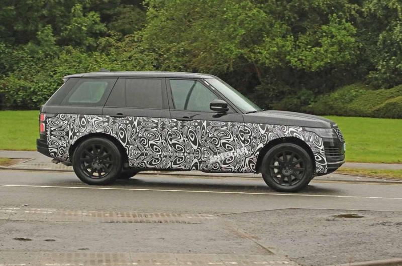 2021 - [Land Rover] Range Rover V A2864610