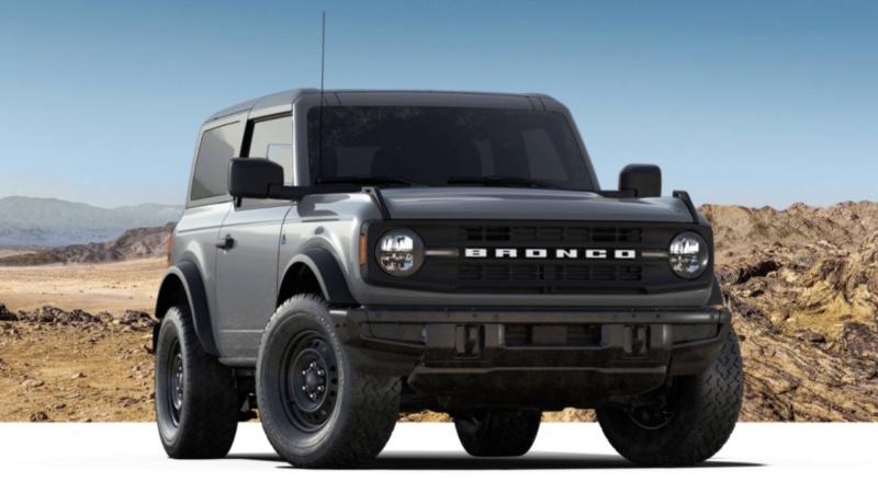 Ford Bronco / Sport (2020) 57