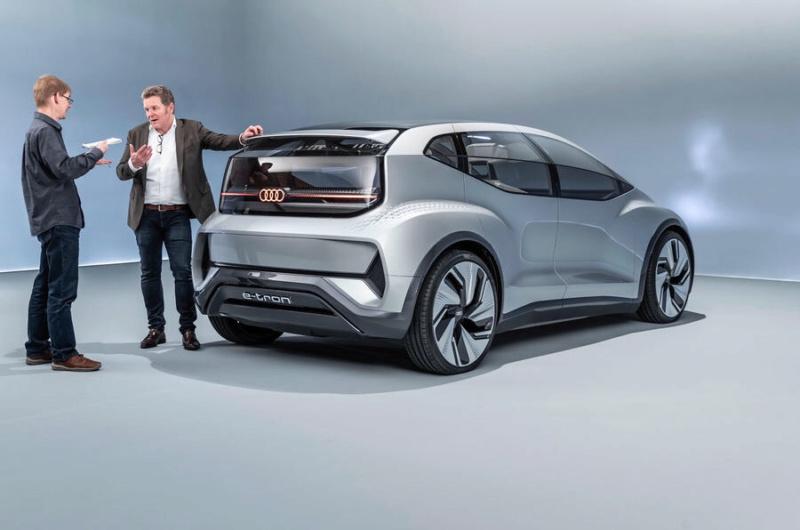 2019 - [Audi] AI:me E-Tron / AI:Trail Quattro A2ee5910