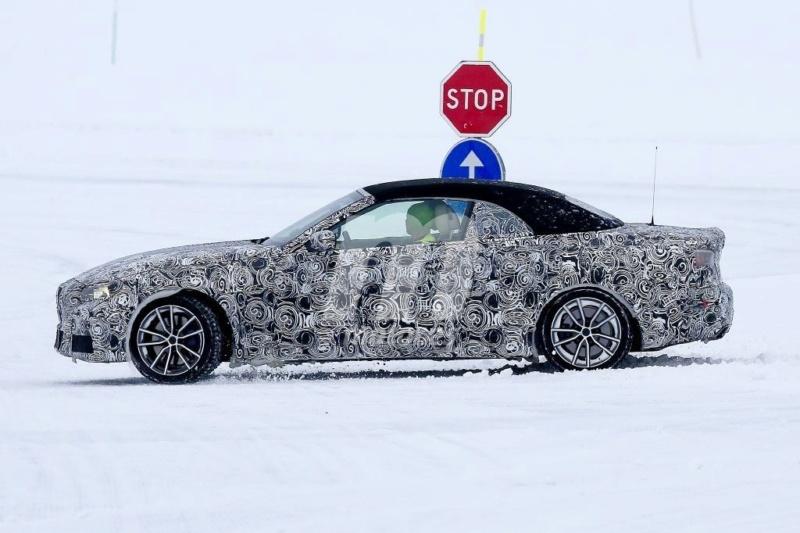 2020 - [BMW] Série 4 Coupé/Cabriolet G23-G22 - Page 2 A309a410