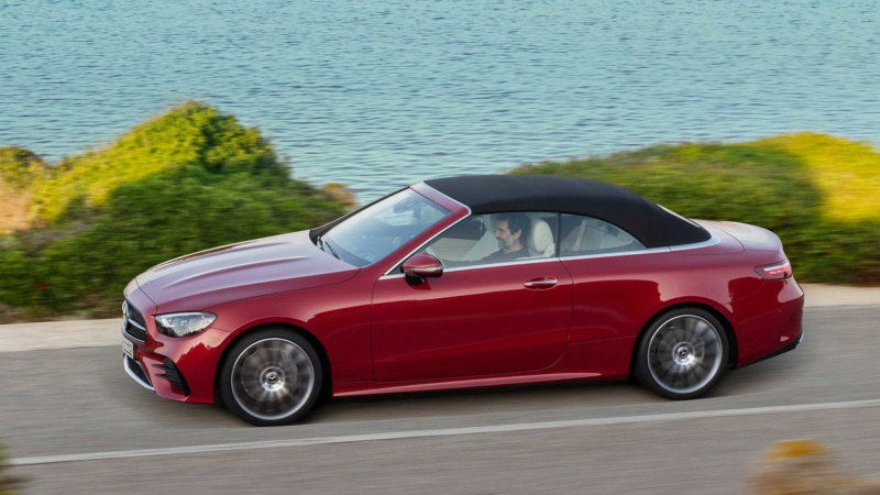 2020 - [Mercedes-Benz] Classe E restylée  - Page 7 A30dbe10