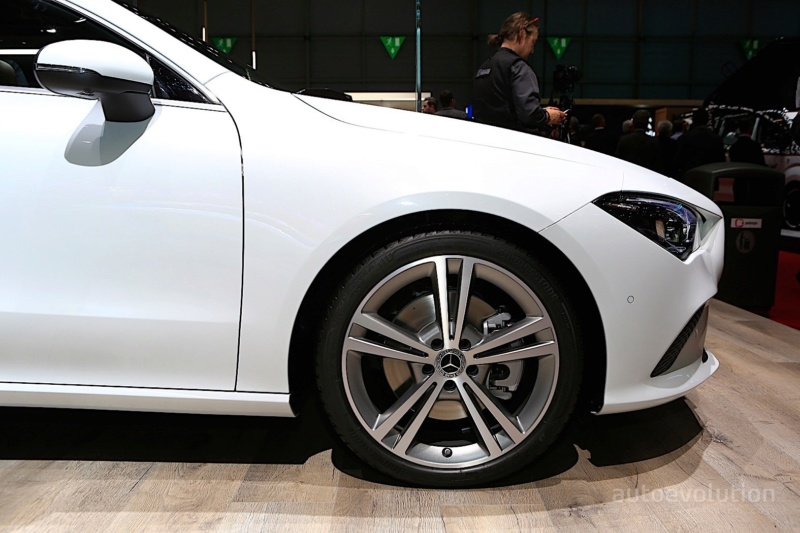 2019 - [Mercedes-Benz] CLA Shooting Brake II A3139d10