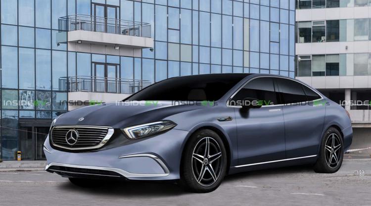2021 - [Mercedes-Benz] EQE A313e110