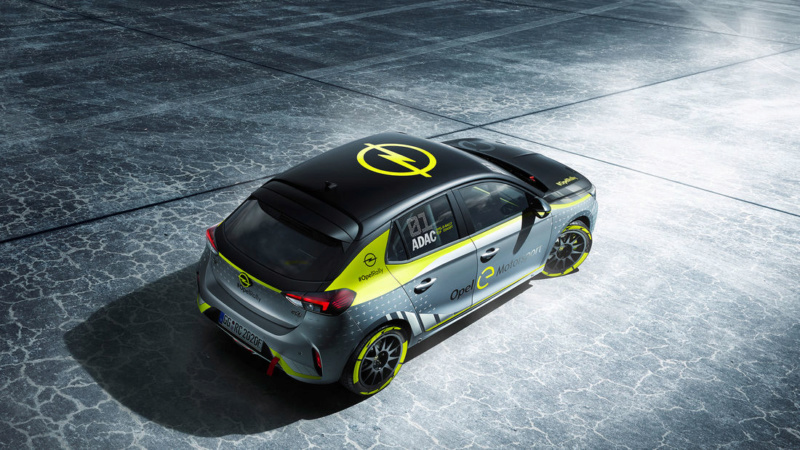 2019 - [Opel] Corsa e-Rally A318
