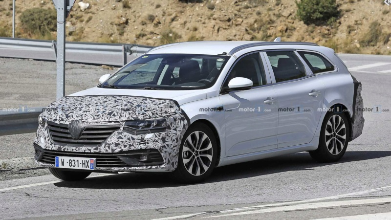 2020 - [Renault] Talisman restylée - Page 10 A322