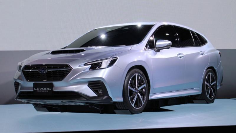 2020 - [Subaru] Levorg II A3370c10