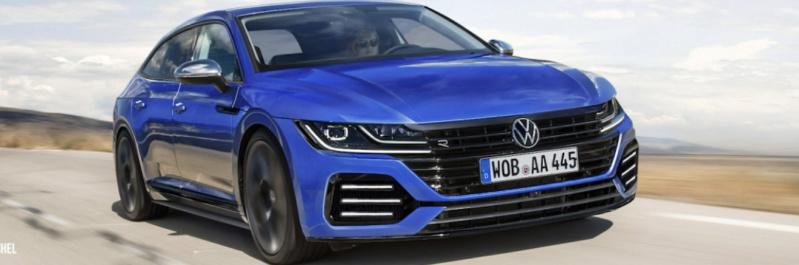 2019 - [Volkswagen] Arteon Shooting Brake - Page 3 A3691a10