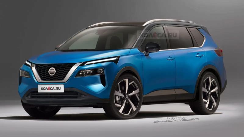 2021 - [Nissan] X-Trail IV / Rogue III - Page 2 A3e16710