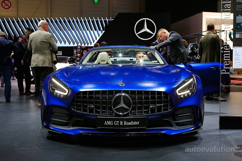 2014 - [Mercedes-AMG] GT [C190] - Page 31 A3fc2c10