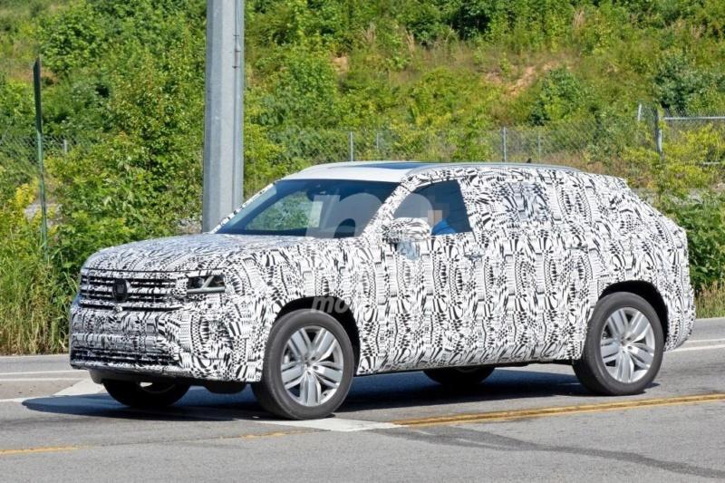 2020 - [Volkswagen] Atlas Cross Sport A411