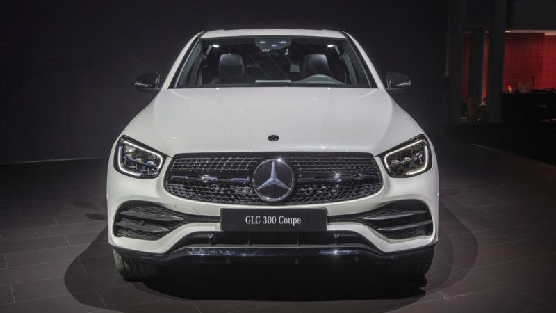 2018 - [Mercedes-Benz] GLC/GLC Coupé restylés - Page 4 A4125810