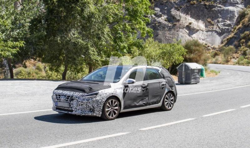 2020 - [Hyundai] I30 III 5p/SW/Fastback Facelift A417